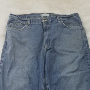 Levis Mens Baggy Silver Tab Jeans Size W36 L34